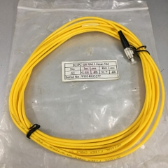 Đuôi Heo Sợi Quang FC/UPC SM SX Pigtail SM 9/125μm 3.0mm Fiber Optic Pigtails FC PC Single Mode Simplex Length 5M