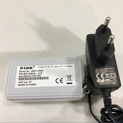 Bộ Chuyển Đổi Nguồn Adapter 5V 0.55A Shenzhen YHSW-050055M For Network Switch D-LINK DES-1005C 5 Port Connector Size 5.5mm x 2.1mm
