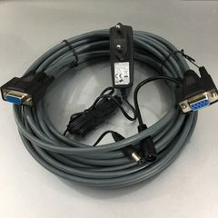 Bộ Cáp Và Sạc Máy Quét Mã Vạch Honeywell 52-52557-3-FR Cable RS232 DB9 Female 10M Coiled 5V External Power For Honeywell MS4980 Vuquest 3320g VuQuest 3330g