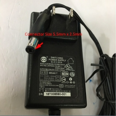Adapter Original 12V 1.5A 18W ITE S018BU1200150 For Seagate Expansion Connector Size 5.5mm x 2.5mm