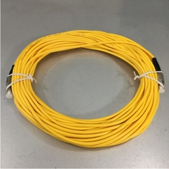 Dây Nhẩy Quang FC-FC 9/125 Singlemode Simplex Fiber Optical Patch Cord 3.0mm PVC Length 15M