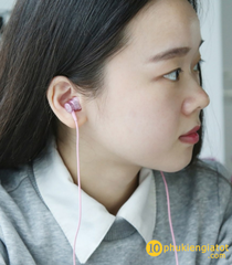 Tai nghe cao cấp Baseus Encok Wired Earphones LA0G