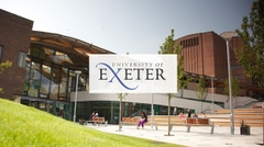 University of Exeter  - Trường tại Anh Quốc