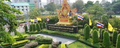 King Mongkut's University of Technology Thonburi - Trường tại Thái Lan.