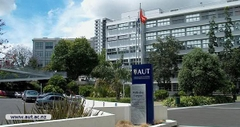 Auckland University of Technology - Trường tại New Zealand