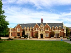 Lincoln University - Trường tại New Zealand