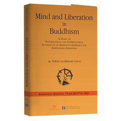 MIND AND LIBERATION IN BUDDHISM