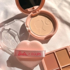 Phấn Phủ Eglips x Barbie Blur Powder Pact