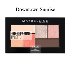 Phấn Mắt Mini Downtown Sunrise Maybelline New York (Hộp 4g)
