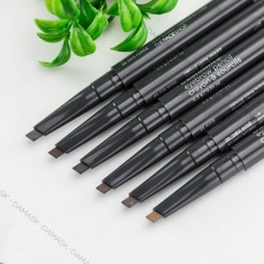 Chì Kẻ Mày Ngang The Face Shop Designing Eyebrow Pencil - Dark Brown