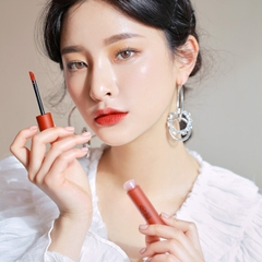 Son 3CE Kem Soft Lip Lacquer Màu Null Set