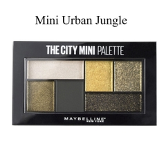 Phấn Mắt Mini Urban Jungle Maybelline New York - Hộp 4g