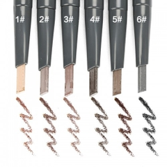Chì Kẻ Mày Ngang The Face Shop Designing Eyebrow Pencil - Black Brown