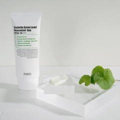 Kem Chống Nắng Purito Centella Green Level Unscented Sun