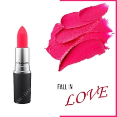 Son M.A.C Power Kiss Lipstick - Fall In Love
