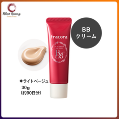 Kem nền Fracora Placenta Air Veil BB cream 30g