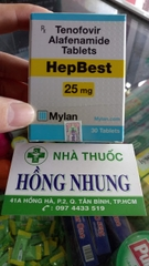 BUYING TENOFOVIR 25mg Drugs in VietNam