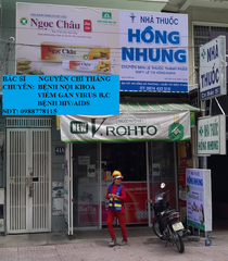 THE BEST PHARMACY FOR PATIENTS WITH HIV/AIDS OR HEPATITIS B/C IN HO CHI MINH CITY, VIETNAM