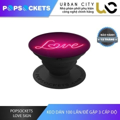 PopSockets LOVE SIGN