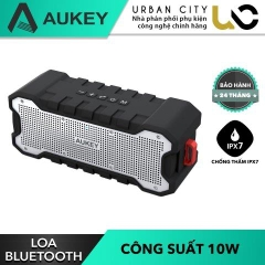 Loa Bluetooth Aukey SK-M12 Công Suất 10W Chống Thấm IPX7 2600mAh