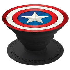 PopSockets CAPTAIN AMERICA SHIELD ICON