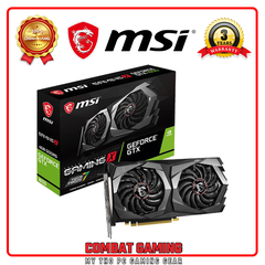 VGA MSI GTX 1650 GAMING X 4GB GDDR5