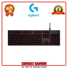 Bàn Phím Cơ LOGITECH G413 CARBON MECHANICAL BACKLIT GAMING