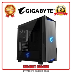 CASE GIGABYTE GB-AC300G TEMPERED GLASS GAMING