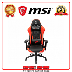 Ghế GAMING MSI MAG CH120 BLACK/RED