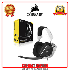 Tai Nghe chơi game CORSAIR VOID RGB ELITE USB 7.1 (Carbon - White)