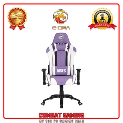 Ghế Gaming E-DRA ARES EGC207 (Purple)