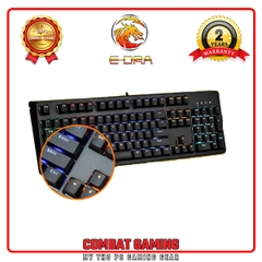 Bàn phím cơ E-DRA EK3104 RGB 2021 (Blue - Red - Brown Switch)
