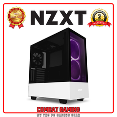 CASE NZXT H510 ELITE MATTE WHITE