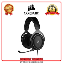Tai Nghe CORSAIR HS50 PRO STEREO (Carbon - Green - Blue)