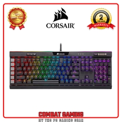 Bàn Phím CORSAIR K95 RGB PLATINUM XT (Mx Blue - Brown - Speed)