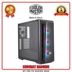 CASE COOLER MASTER MASTERBOX MB520 (No FAN)