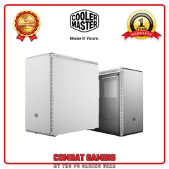 Case COOLERMASTER MASTERBOX MS600 (SILVER, WHITE)