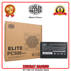Nguồn COOLLER MASTER ELITE V3 230V PC500 BOX