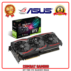 VGA ASUS ROG STRIX RTX2060 ADVANCED EDITION 6GB GDDR6