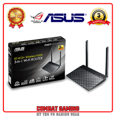 ROUTER Wifi ASUS RT-N12+ 300Mbps