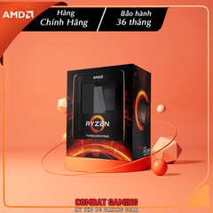 AMD Threadripper™ 3960X Socket sTRX4 Box Chính Hãng