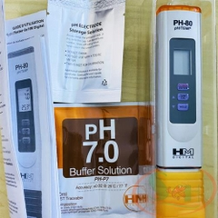 HM DIGITAL PH-80S HYDROTESTER