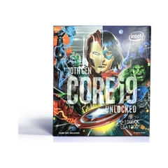 CPU Intel Core i9-10850K Avengers Edition (3.6GHz turbo up to 5.2GHz, 10 nhân 20 luồng, 20MB Cache, 95W) - Socket Intel LGA 1200