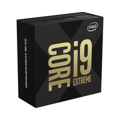 CPU Intel Core i9-9980XE Extreme Edition (3.0GHz turbo up to 4.4GHz, 18 nhân 36 luồng, 24.75MB Cache, 165W) - Socket Intel LGA 2066