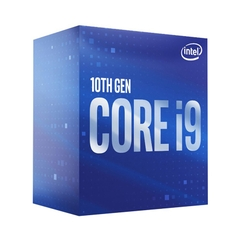 CPU Intel Core i9-10900F (2.8GHz turbo up to 5.2GHz, 10 nhân 20 luồng, 20MB Cache, 65W) - Socket Intel LGA 1200
