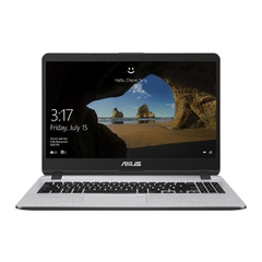 Laptop Asus X507UA-EJ314T i3 7020U 4G/1TB/15.6 Full HD/FP/Win 10/Xám