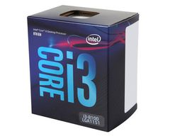 CPU Intel Core i3-8100 3.6Ghz / 6MB / 4 Cores, 4 Threads / Socket 1151 v2 (Coffee Lake ) - Tray