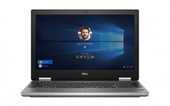 Laptop Dell Precision 7540 Mobile Workstation (i7-9850H/RAM-8GB/SSD-256GB/15.6