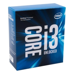 CPU Intel Core i3-7350K 4.20 GHz / 4MB / 2 Cores, 4 Threads / socket 1151 (Kabylake)