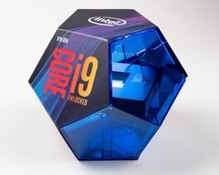 CPU Intel Core i9 9900K 3.6 GHz turbo up to 5.0 GHz / 8 Cores 16 Threads / 16MB / Socket 1151 / Coffee Lake